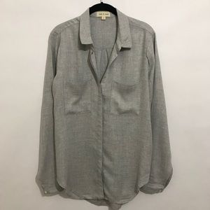 Anthropologie - Cloth & Stone Button Down Top